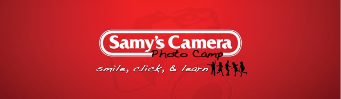Samy's Camera Photo Camp Logo
