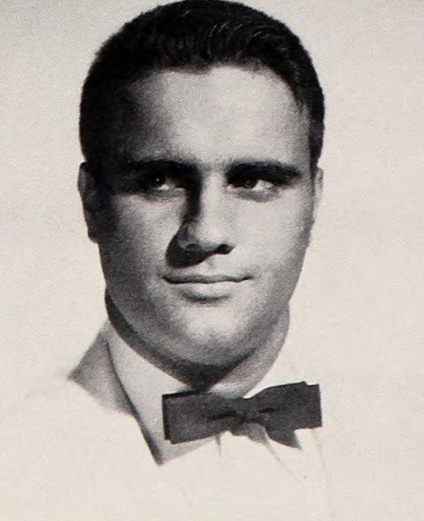 1958-Joe-Torre-James-Madison-High-School-yearbook